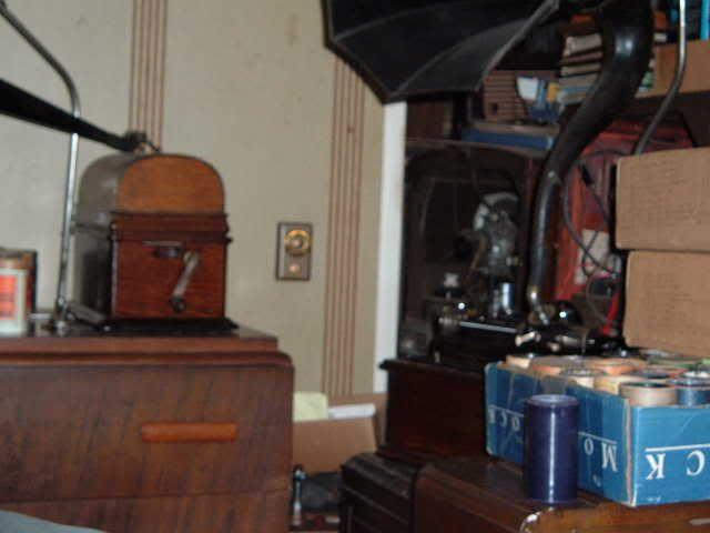 My Edison Fireside model A 2004_0101FiresideDiamondand0016