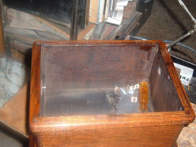 My Edison Fireside model A 2005_0327Firesiderefinnishing0022