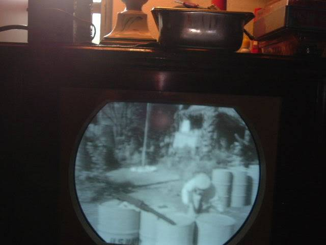 Saga on Restoration of RCA Victor tv stillgoing strong. 2010_0727RCATVFinFinnished0022