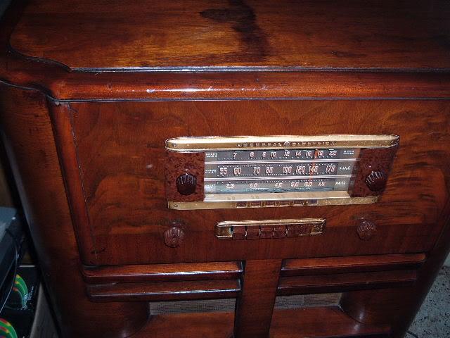 Finally back on GE J-805 radio. 2011_0404GEJ-805Finnished0004