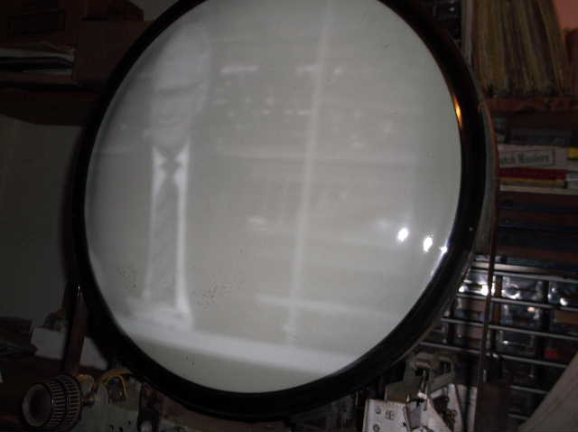 "Raytheon Model C-1602 16"" porthole tv Now with pictures! 2012_0911RaytheonC-16020003"