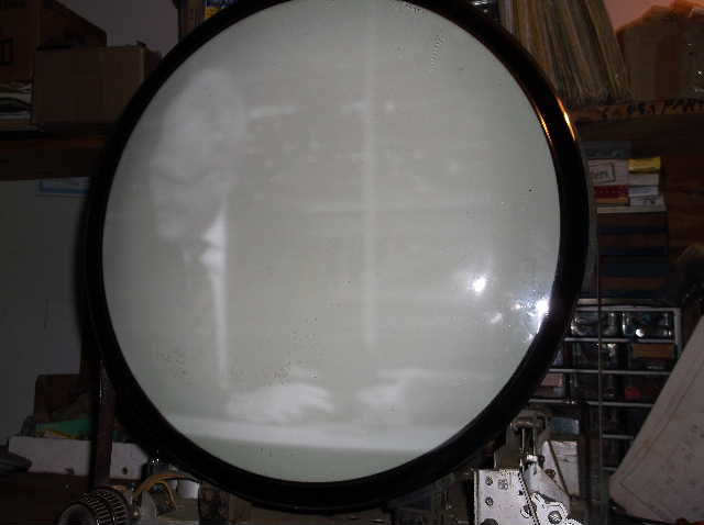 "Raytheon Model C-1602 16"" porthole tv Now with pictures! 2012_0911RaytheonC-16020004"