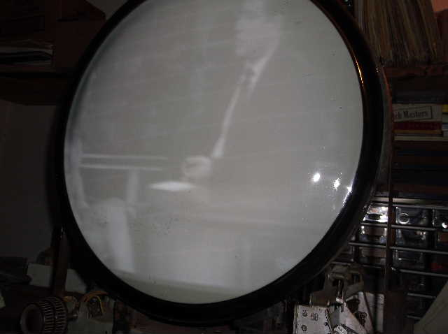 "Raytheon Model C-1602 16"" porthole tv Now with pictures! 2012_0911RaytheonC-16020006"