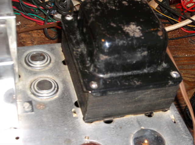 Restoration of RCA Victor R-98  1939 table top victrola 2012_0924RCAVictorR-980013