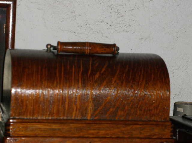 My Edison Fireside model A 2012_1116EdFiresidefinnished0002