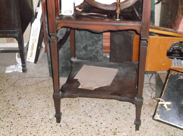 Edison Model A150 Diamond Disc machine The cabinet arrived....... - Page 3 2013_0312ContEdisonA150cab0009