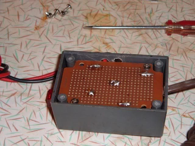Easy to build capacitor checker A must for checking parts . Capacitortester2