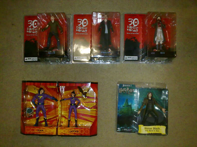 FS: WWE, South Park, Marvel, DC, Movies and more! MOC01