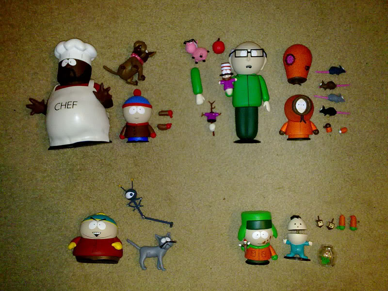 FS: WWE, South Park, Marvel, DC, Movies and more! SouthPark01