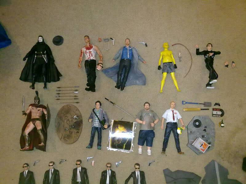 FS: WWE, South Park, Marvel, DC, Movies and more! Movies01