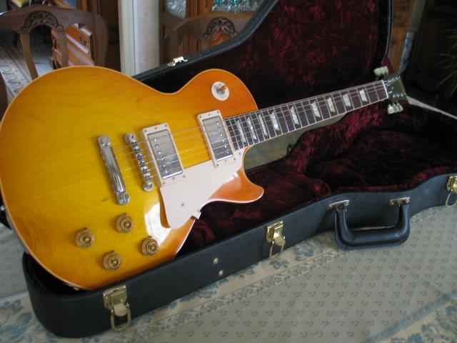 [VDS] Gibson Les Paul Custom Shop Reissue 58 00010