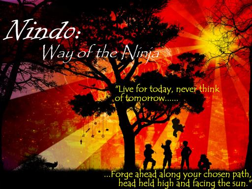 Nindo: Way of the Ninja NindoAd-1
