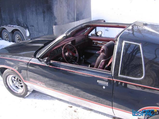 Oldsmobile Cutlass Hurst/Olds 1983 135920769
