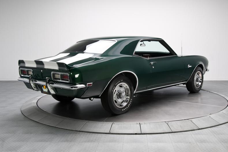 1968 Chevrolet Camaro Z/28 222094_4e8a5297b2_low_res