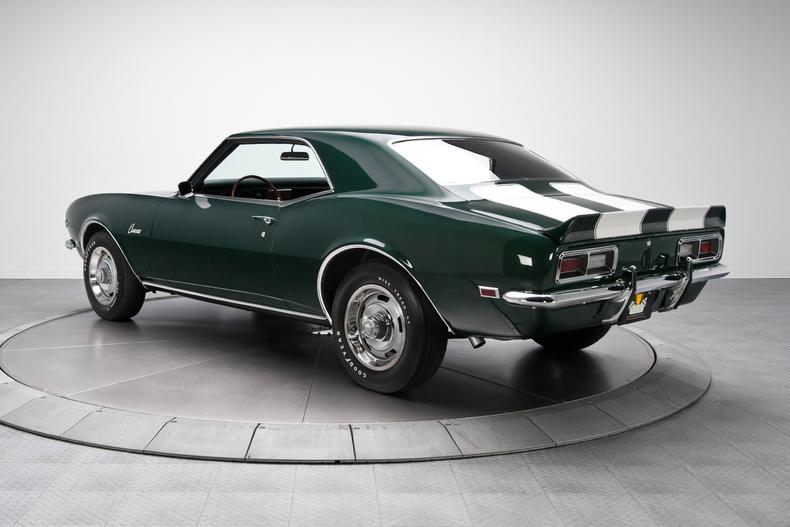 1968 Chevrolet Camaro Z/28 222096_f631a121dd_low_res