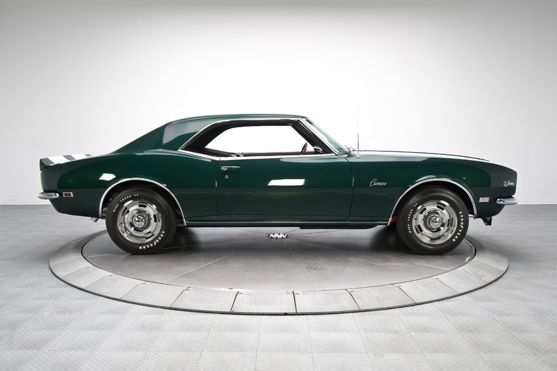1968 Chevrolet Camaro Z/28 222097_6f8c63b88a_low_res