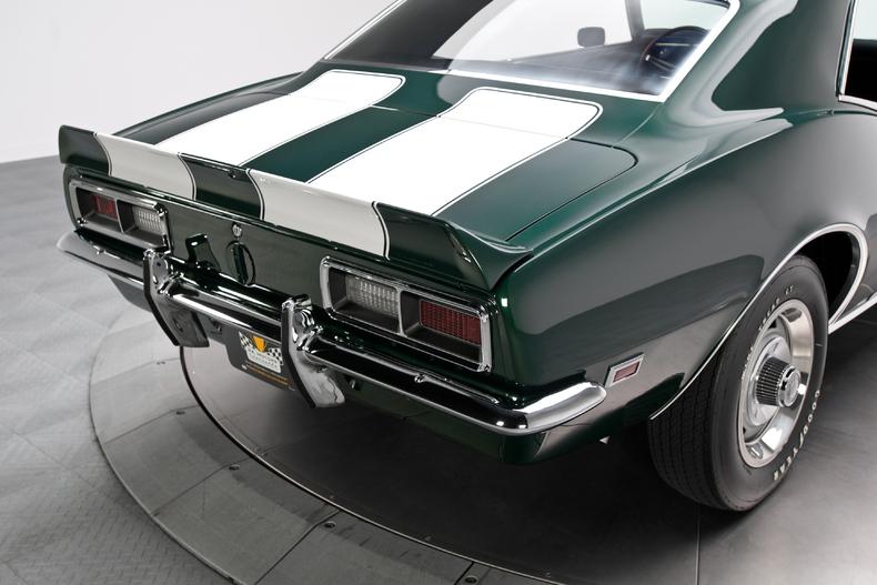 1968 Chevrolet Camaro Z/28 222106_8af3f6c44d_low_res