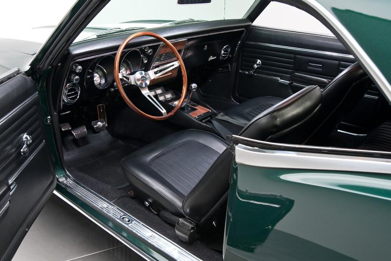 1968 Chevrolet Camaro Z/28 222125_8db6af441a_low_res