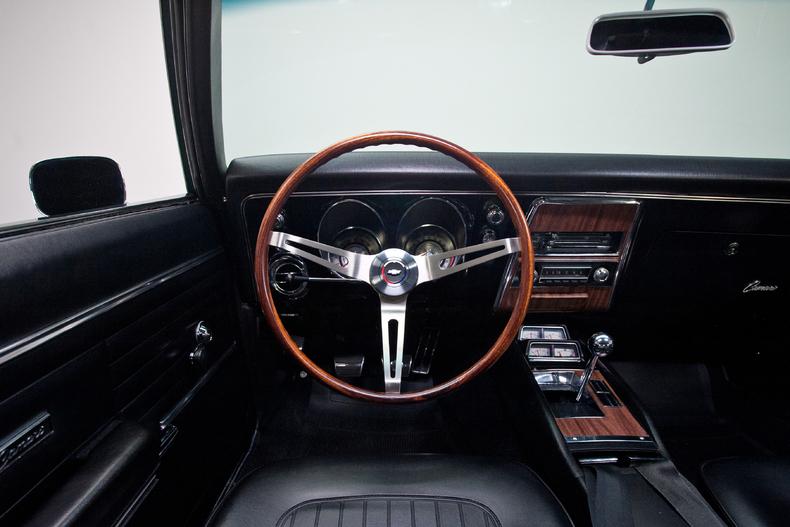 1968 Chevrolet Camaro Z/28 222135_5c6c3e715b_low_res