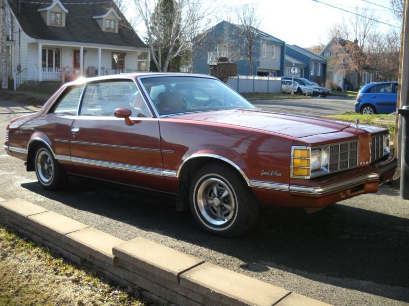1978 Pontiac Grand LeMans  Leman-78
