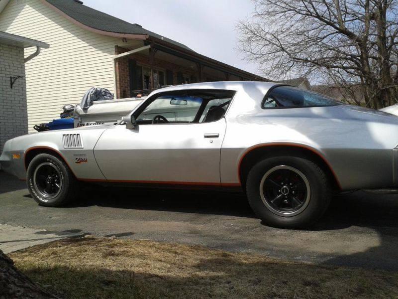 1978 Camaro Z28  Z28-78-001