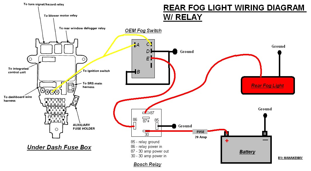 DIY: Rear Fog Light Install Jeep Fog Lights Wiring Diagram on jeep check engine light diagram, jeep fog light connector, jeep headlight conversion kit, jeep fog light switch, jeep wrangler tj wiring-diagram, jeep steering box diagram, 1990 jeep wrangler vacuum diagram, jeep power steering pump diagram, jeep axle diagram, jeep fog light plug, headlight wiring diagram, fog light installation diagram, jeep rear fog light, 5 pin relay wiring diagram, jeep cherokee steering parts diagram, jeep cherokee xj interior, jeep headlight switch diagram, jeep front end parts diagram, fog lamp wiring diagram, jeep xj fog light wiring,