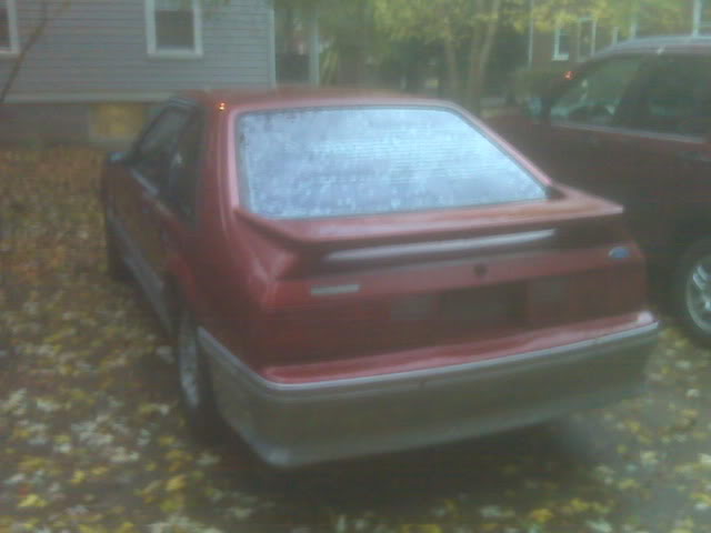 1990 Mustang GT Parts Car or Fixer-Upper - $2000 IMG00036