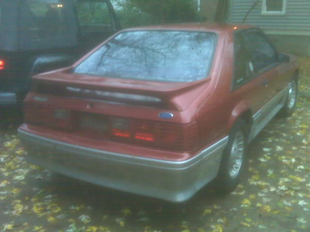 1990 Mustang GT Parts Car or Fixer-Upper - $2000 IMG00037