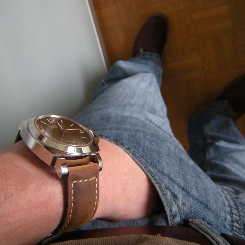 Le wrist-pocket-shoe wear topic multi-marques [tome I] PAM0014a