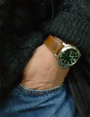 Le wrist-pocket-shoe wear topic multi-marques [tome I] PAM048poche