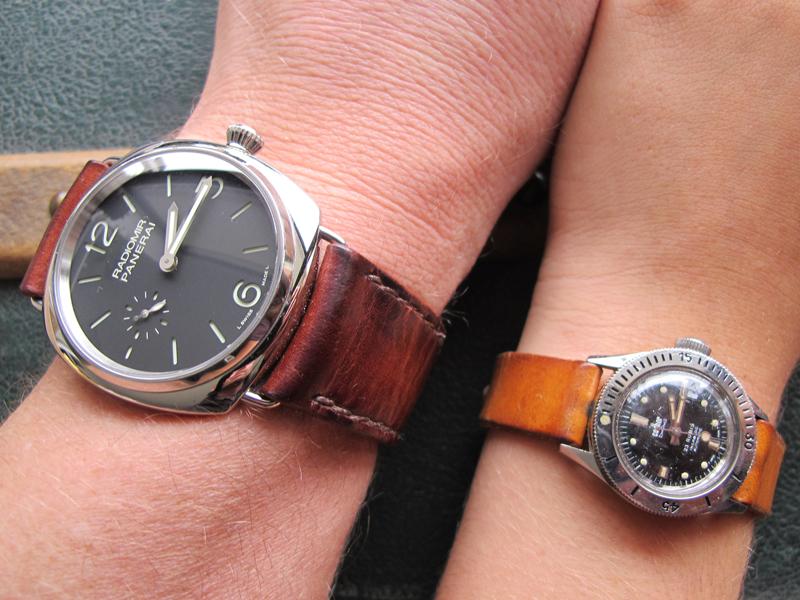Comment se faire voler une montre avec le sourire Montre02