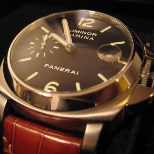 Eterna - La montre du vendredi 15 octobre 2010... - Page 2 Paneraicadran