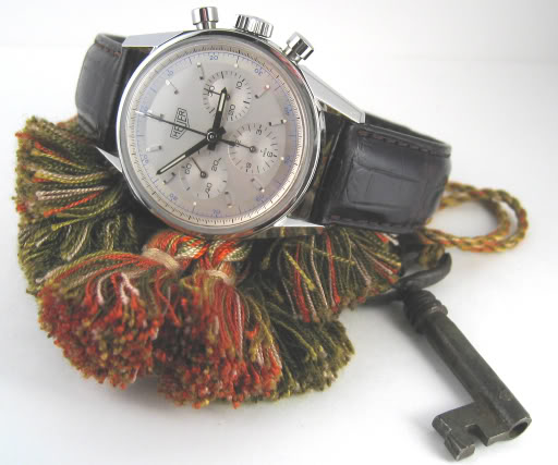 Feu de vos montres de pilote automobile - Page 2 Heuer02