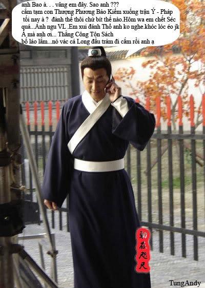 Truyền thuyết bất hủ -Chém Gió Chân Kinh - Hay cực kỳ!!!!!  001