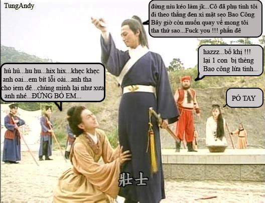 Truyền thuyết bất hủ -Chém Gió Chân Kinh - Hay cực kỳ!!!!!  CCA4