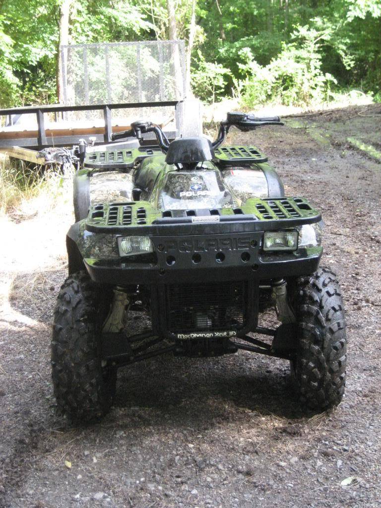 2006 & 02 Polaris Ranger + several other Popo's & 1 Yamaha 289fafa9