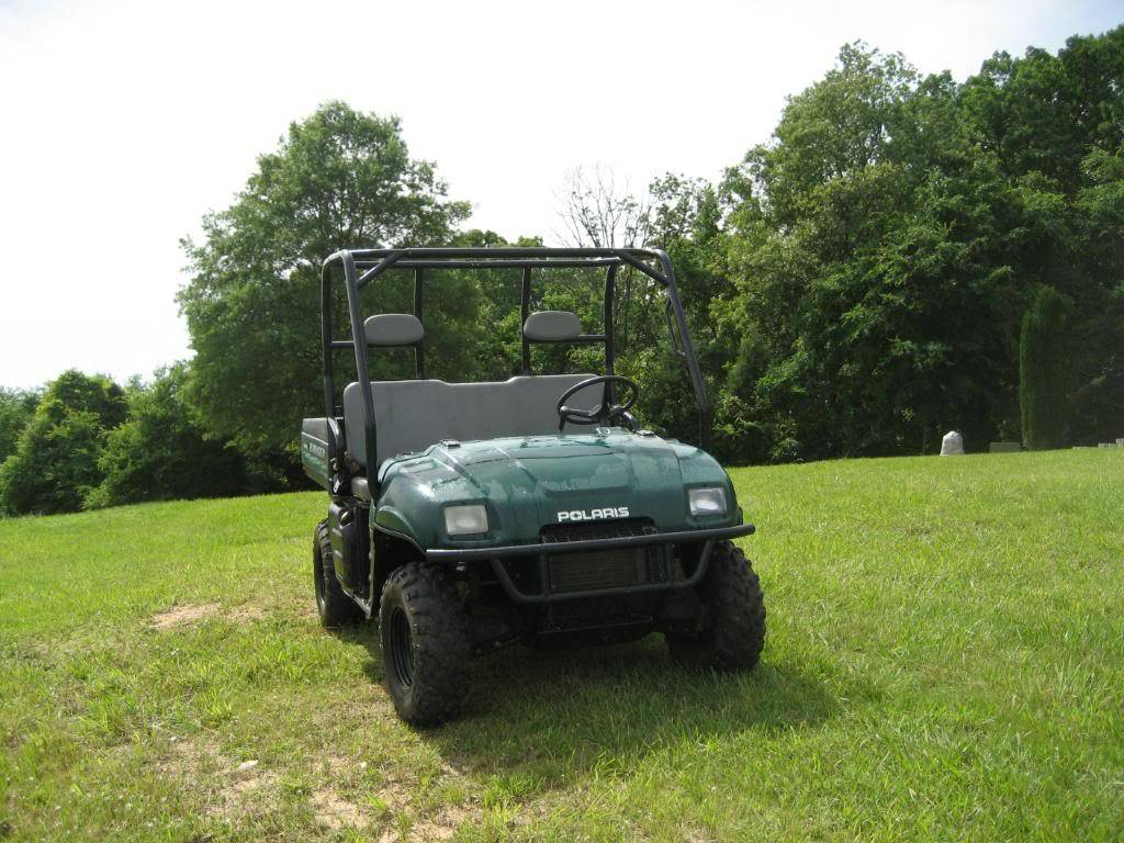 2006 & 02 Polaris Ranger + several other Popo's & 1 Yamaha 87ddb8e8