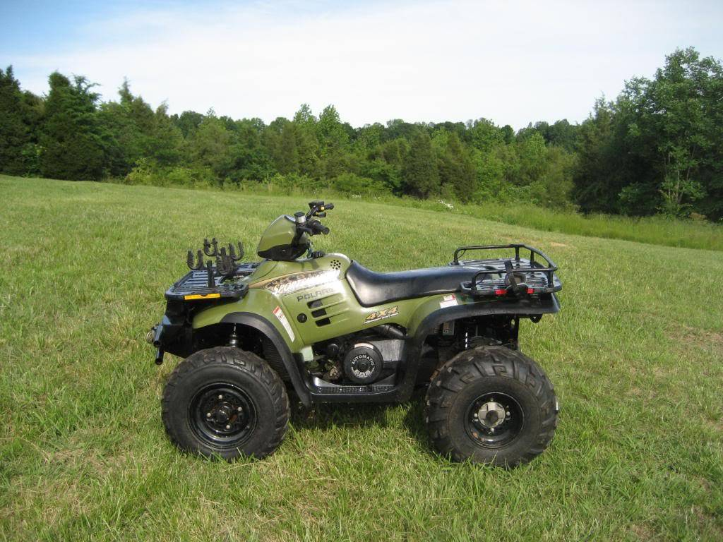 2006 & 02 Polaris Ranger + several other Popo's & 1 Yamaha 8e9ce8ea