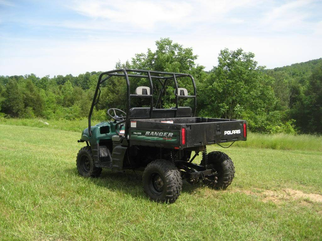 2006 & 02 Polaris Ranger + several other Popo's & 1 Yamaha 8ed54975