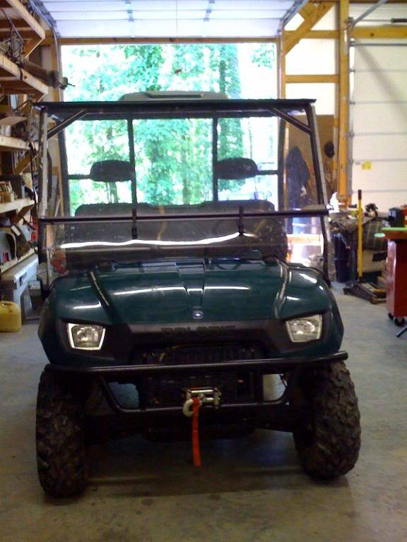 2006 & 02 Polaris Ranger + several other Popo's & 1 Yamaha 9f8d8777