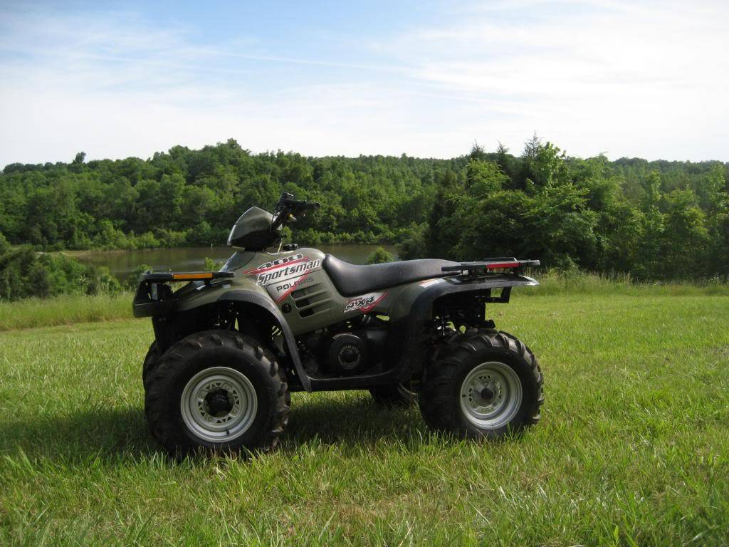 2006 & 02 Polaris Ranger + several other Popo's & 1 Yamaha B781a7d8