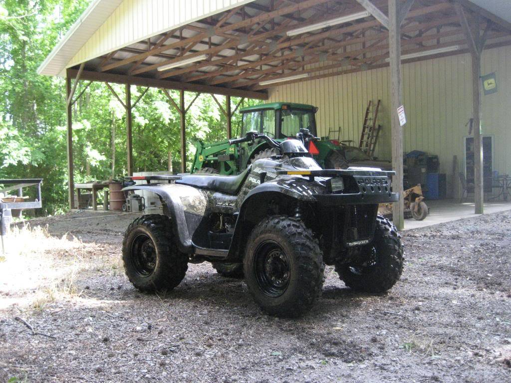 2006 & 02 Polaris Ranger + several other Popo's & 1 Yamaha D05ea90d