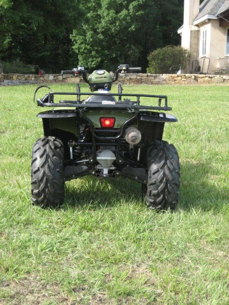 2006 & 02 Polaris Ranger + several other Popo's & 1 Yamaha D2b5d651