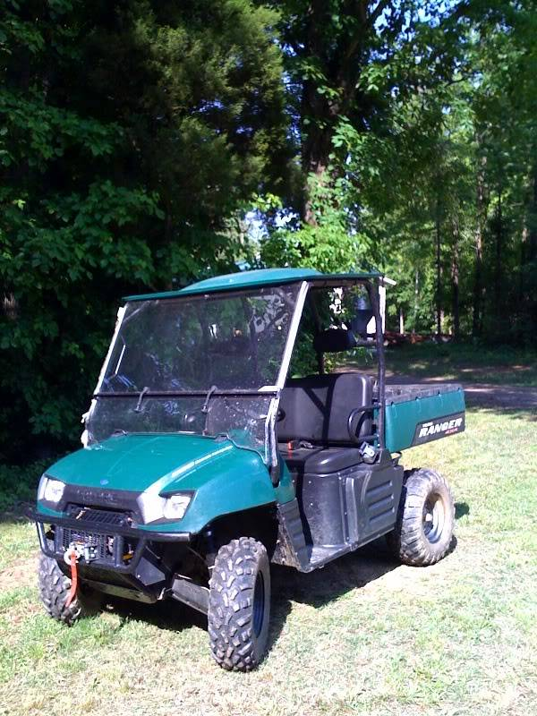 2006 & 02 Polaris Ranger + several other Popo's & 1 Yamaha De31d706