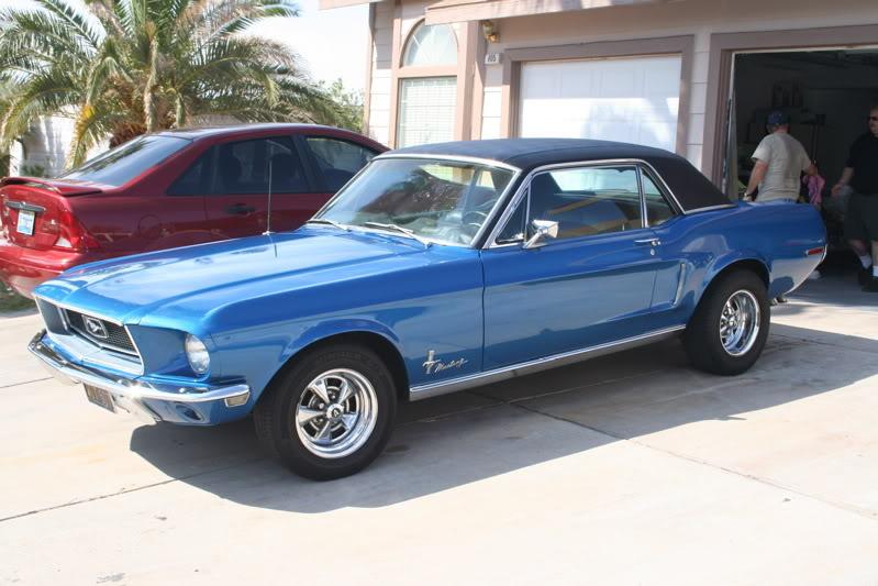 1970 Mustang coupé résine IMG_9778