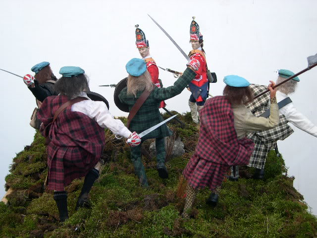 Highland charge at Culloden! 1746 (pic heavy) Culloden010