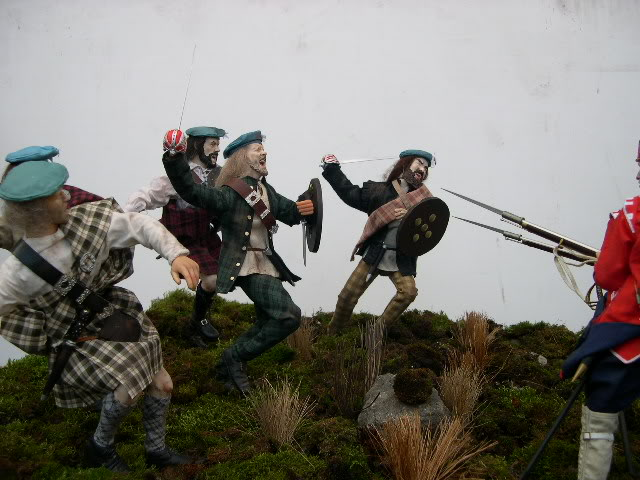 Highland charge at Culloden! 1746 (pic heavy) Culloden022