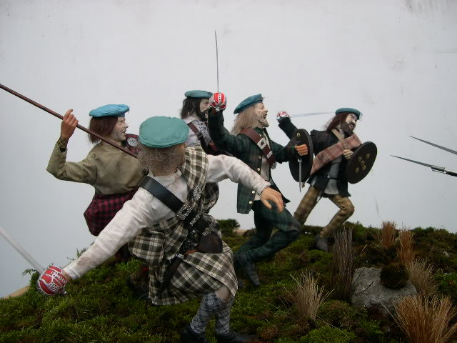 Highland charge at Culloden! 1746 (pic heavy) Culloden023