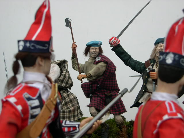 Highland charge at Culloden! 1746 (pic heavy) Culloden028