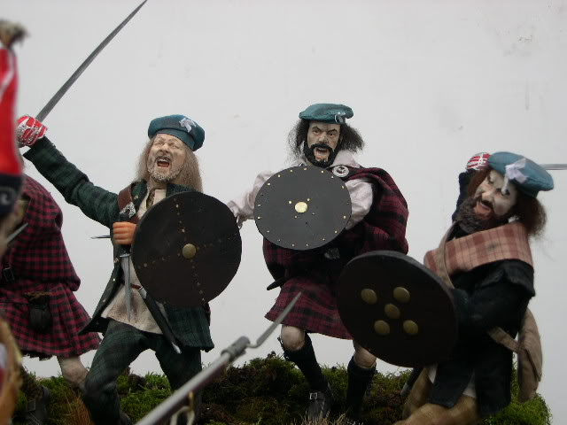 Highland charge at Culloden! 1746 (pic heavy) Culloden029